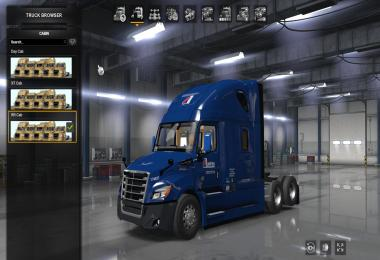 Freightliner Cascadia 2018 fix v1.8
