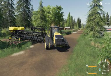 FS19 Fenton Forest by Stevie
