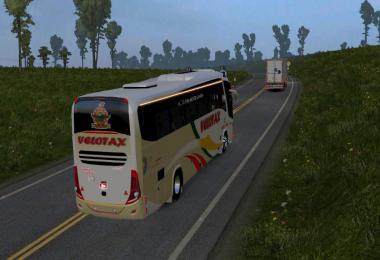 G7 Megabuss Hino 700K for 1.33.x