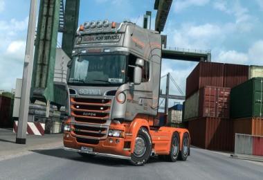 Global Port Services Scania RJL 1.33.x