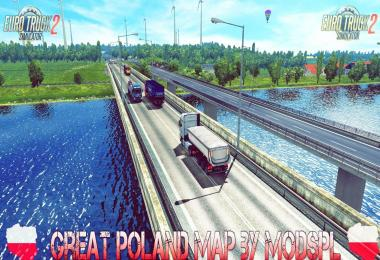 Great Poland Map v1.3.2