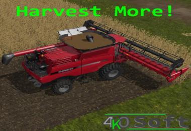 Harvest More v1.0