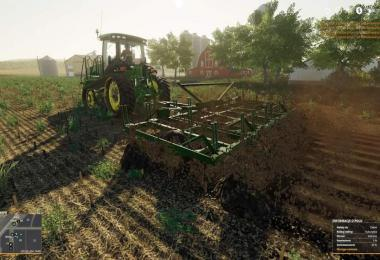 John Deere 1600 chisel plow v1.0.0.0