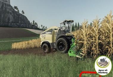 Krone BigX 1180 By Agrar eG Oberberg v1.2