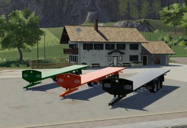 Larrington 42 Foot Bale Trailer v1.0.0.0