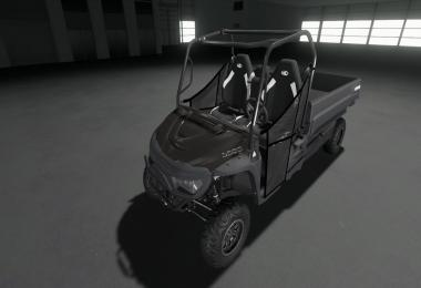 Mahindra Retriever Longbox Utility Color Edition V1.0