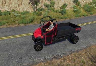 Mahindra Retriever Utility Longbox Cab Edition v1.0