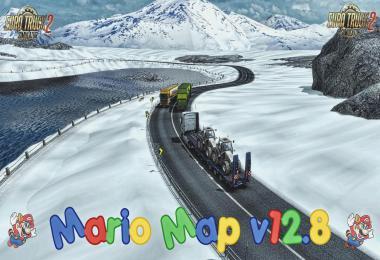 Mario Map V12.8 – (Update 13.01.19) 1.33.x