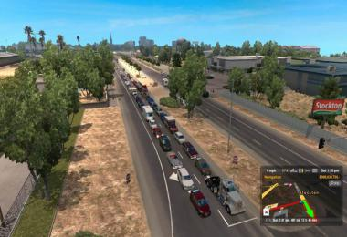 Meatballs Traffic Density Mod v1.7.8