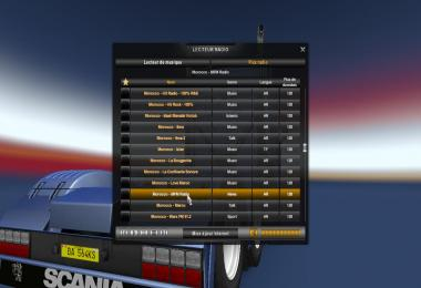 Morocco5tations v6.0 FOR - ATS & ETS2 1.33.x