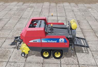 New Holland BigBaler 960 v1.0