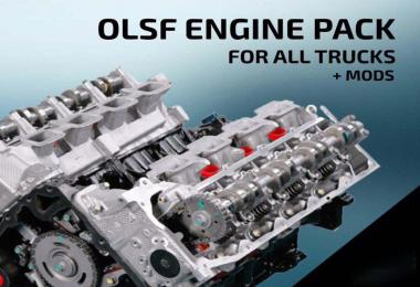 OLSF Engine Pack for All trucks 35 1.33.x