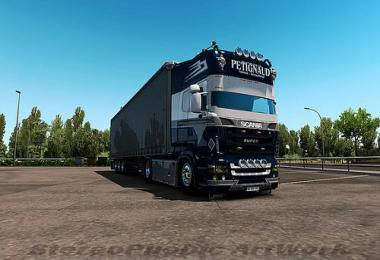 Petignaudkin for Scania 5 Series 1.33.x