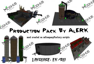 Production Pack v1.0