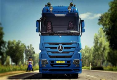 Profil For Multiplayer - ETS2 1.33.x