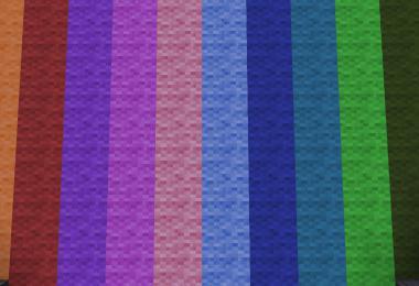 Rainbow Parkour v1.12.2