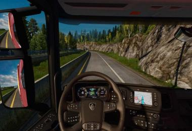 Realistic GPS For All Trucks 1.33