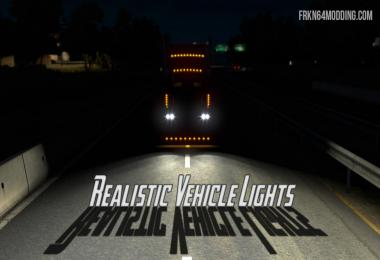 Realistic Vehicle Lights v4.0