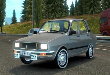 Renault 12 / Toros – Dacia 1310 V1R2 1.33.x