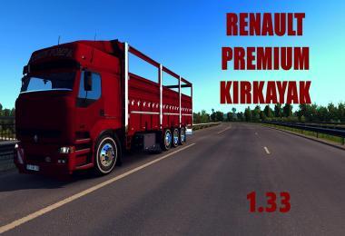 Renault Premium Rigid Truck 1.33.x