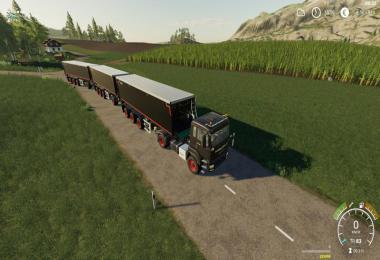 Sattelzug Paket - MAN v1.2.0