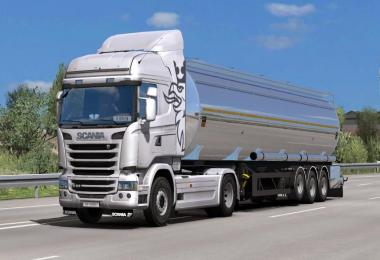 Scania 6 In Line Sound R/Streamline v1.2