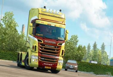 Scania RJL Dutch Style Skin 1.33.x