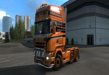 Scania Streamline skin R & W 1.33.x