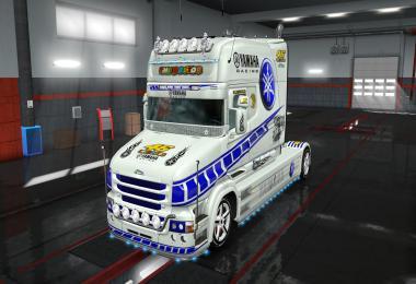Scania T Longline Yamaha skinpack 1.33.x