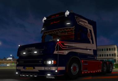 Scania T580 CCM 1.33.x
