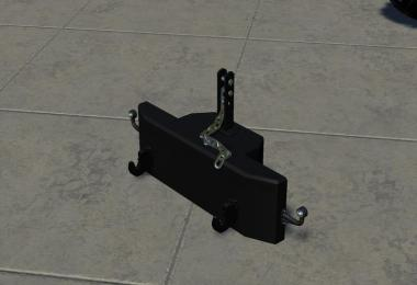 Self made 700KG weight v1.0