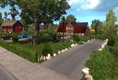 Simple House Mod – Esbjerg DK 1.33.x