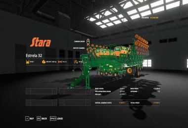 Stara Estrela 32 Seeder v1.0.0.0
