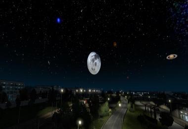 Starlit Sky Mod 1.33.x