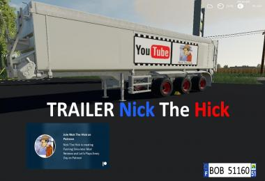 Trailer Nick The Hick v1.0.0.2