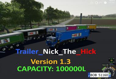 Trailer Nick The Hick v1.0.0.3