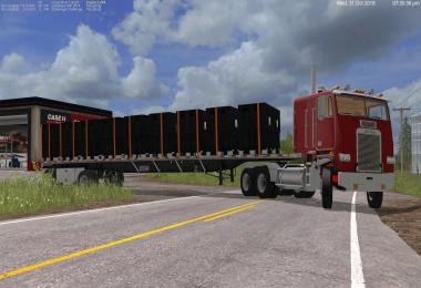 Transcraft Eagle Flatbed v1.0