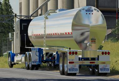 Tremcar 6500 Gallon Food Grade Tanker v1.0