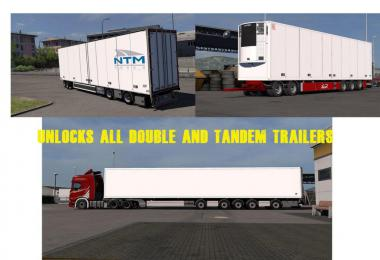 Unlocks all Trailers in all Countries 1.33.x