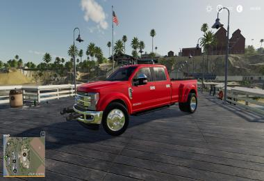 Updated 2019 Ford F450 Platinum v3.0