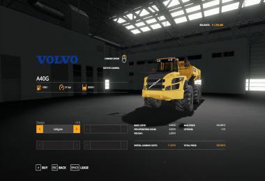 Volvo A40 v1.0.0.0