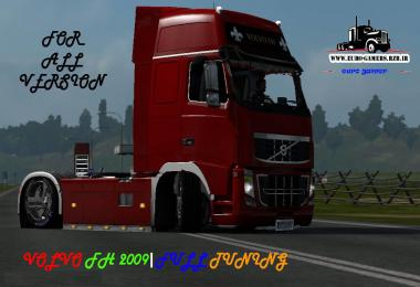 Volvo FH 2009 FULL TUNING 1.27 to 1.33.x