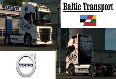 Volvo FH Skinpack 1.33.x