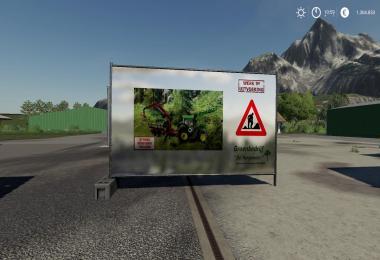 Werfhek Groenbedrijf Signalisatie v1.1