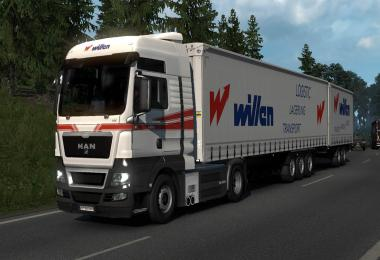 Willen Paintjob Pack 1.33.x