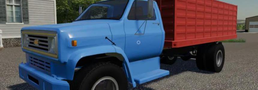 1977 Chevrolet C70 Grain Truck v1.0