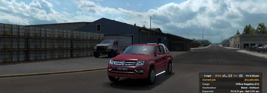 Non Trailer Cargo Pack v1.0 for ATS 1.34.x