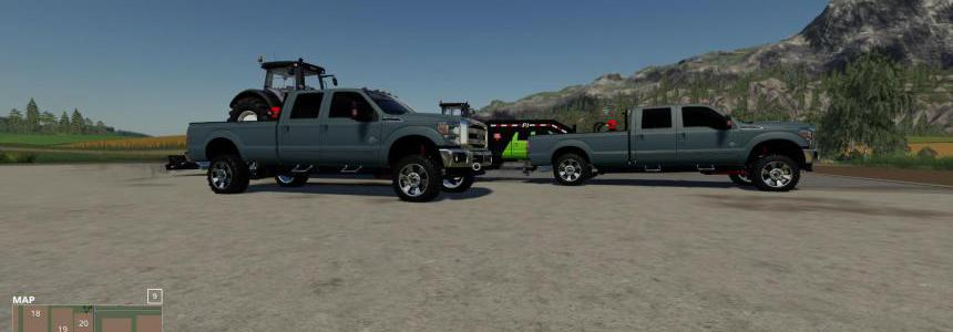 Ford Super Duty v1.0