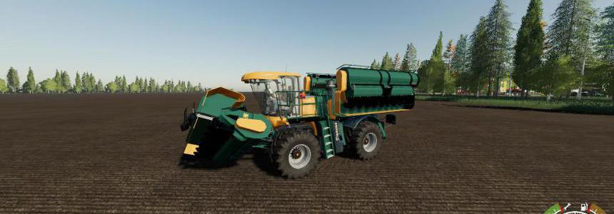 FS19 KroneBiG M500 VE v1.0