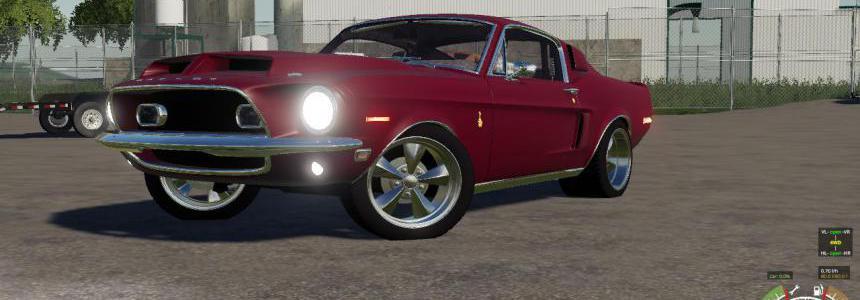 1968 Shelby Mustang V8 Flathead v2.0.0.0